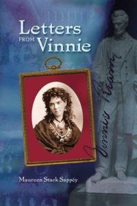 Letters from Vinnie book cover