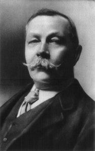 Sir Arthur Conan Doyle KStJ DL