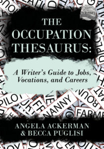 The Occupation Thesaurus Cover LARGE EBOOK